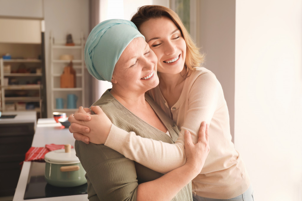 cancer patient