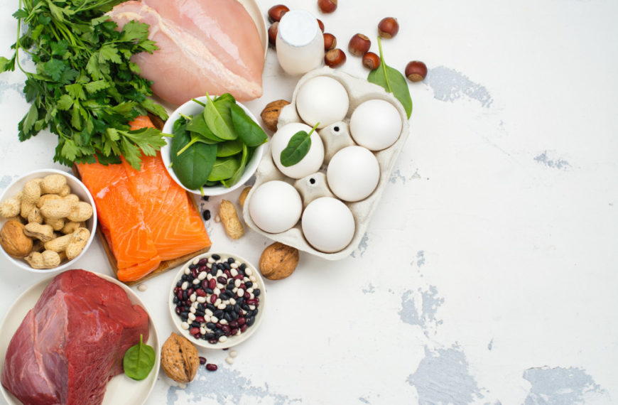 Top Food Items to Include in Your Diet